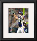 Jared Allen 2010 Action Framed Photographic Print