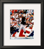 Jim Plunkett Framed Photographic Print