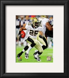 Reggie Bush 2010 Action Framed Photographic Print