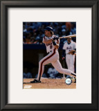 Gary Carter - Action Framed Photographic Print