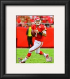 Matt Cassel 2010 Action Framed Photographic Print