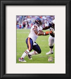 Julius Peppers 2010 Action Framed Photographic Print