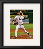 David Price 2010 Action Framed Photographic Print