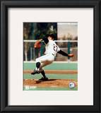 Juan Marichal - Ready to pitch Framed Photographic Print