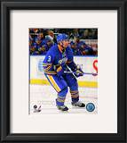 Jordan Leopold 2010-11 Action Framed Photographic Print