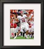 Sam Bradford University of Oklahoma Sooners 2007 Framed Photographic Print