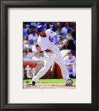 Marlon Byrd 2010 Framed Photographic Print