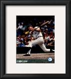 Al Kaline - Full swing Framed Photographic Print