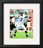 Michael Vick 2010 Action Framed Photographic Print
