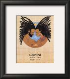 Gemini (May 21-Jun 21) Poster by  Orah-El