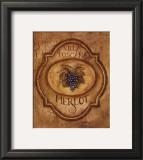 Merlot Art by Gregory Gorham