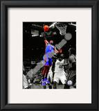 Amare Stoudemire 2010-11 Spotlight Action Framed Photographic Print
