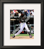 Alexei Ramirez 2010 Framed Photographic Print
