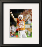 Colt McCoy University of Texas Longhorns 2008 Framed Photographic Print