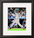 Nick Swisher 2010 Framed Photographic Print