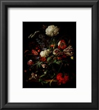 Vase of Flowers Prints by Jan Davidsz. de Heem