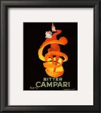 Bitter Campari, c.1921 Posters