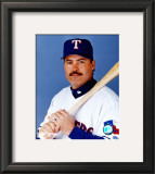 Rafael Palmeiro - Studio Portrait Framed Photographic Print