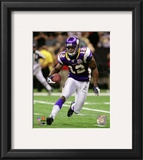 Percy Harvin 2010 Action Framed Photographic Print