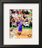 Pau Gasol Game Three of the 2010 NBA Finals Framed Photographic Print