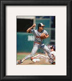 Cal Ripken Jr. 1985 Action Framed Photographic Print