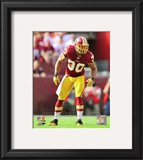 LaRon Landry 2010 Action Framed Photographic Print