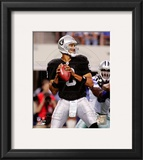 Jason Campbell 2010 Action Framed Photographic Print