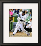 Prince Fielder 2010 Framed Photographic Print