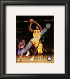 Ron Artest 2009-10 Playoff Framed Photographic Print