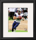 Sam Bradford 2010 Action Framed Photographic Print