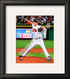 Tommy Hanson 2010 Framed Photographic Print