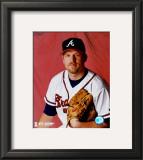 Kevin Millwood - Studio Portrait Framed Photographic Print
