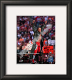 Edge Wrestlemania Framed Photographic Print