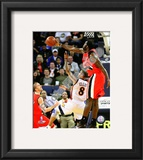 Greg Oden 2009-10 Framed Photographic Print