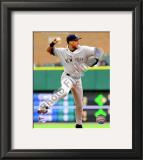 Derek Jeter 2010 Framed Photographic Print