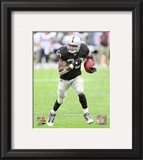 Darren McFadden 2010 Action Framed Photographic Print