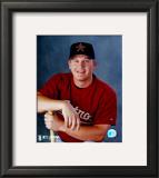 Geoff Blum - Studio Portrait Framed Photographic Print