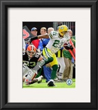 Charles Woodson Framed Photographic Print