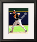 Troy Tulowitzki 2010 Framed Photographic Print