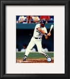 George Brett - batting Framed Photographic Print
