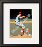 Steve Carlton Framed Photographic Print