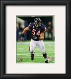 Brian Urlacher 2010 Action Framed Photographic Print