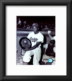 Jackie Robinson Framed Photographic Print