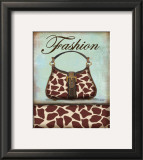 Exotic Purse I Poster by Todd Williams