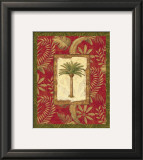 Exotica Palm II Print by Charlene Audrey