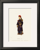 Chinese Mandarin Figure Art