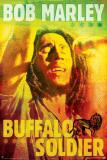 Bob Marley - Buffalo Soldier Affiches