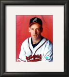 B.J. Surhoff - Studio Portrait Framed Photographic Print