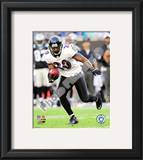 Ed Reed 2010 Action Framed Photographic Print