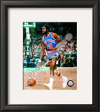 Earl Monroe 1979 Framed Photographic Print